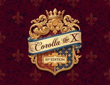 Corolla Print